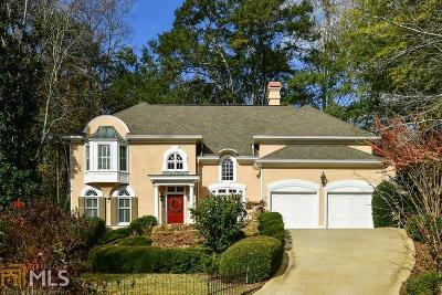 Sandy Springs Single Family Home New: 130 Laurian Way