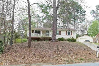 Columbus Single Family Home For Sale: 4907 Hearthstone Dr
