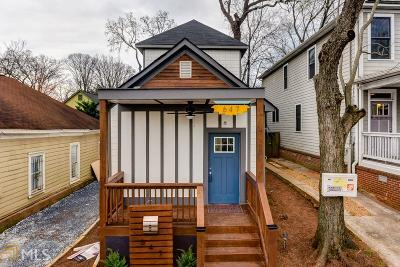Grant Park Single Family Home Under Contract: 647 McDonald St
