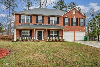 Lithonia Single Family Home Under Contract: 6732 Princeton Park Walk