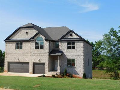 Fayetteville GA Single Family Home Under Contract: $487,775