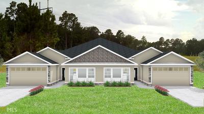 Kingsland GA Condo/Townhouse For Sale: $234,900