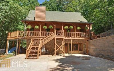 Habersham County Single Family Home For Sale: 750 Seye Wailo Trl