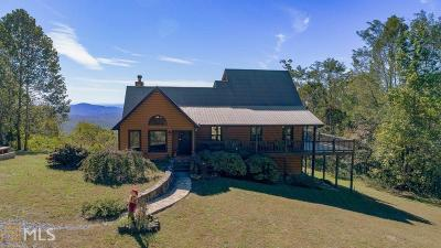 Dahlonega Single Family Home For Sale: 2064 Coopers Gap Rd
