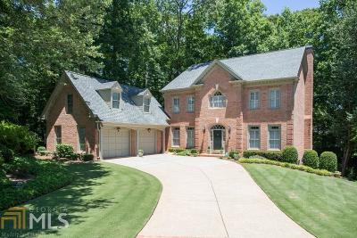 Brookhaven Single Family Home For Sale: 1064 Brookhaven Ln