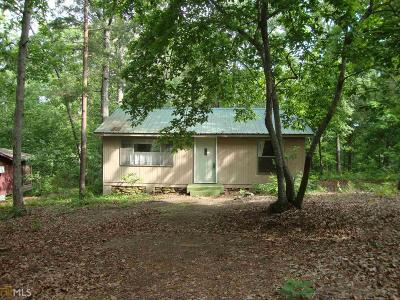 Elbert County, Franklin County, Hart County Single Family Home For Sale: 186 Paradise Point Rd