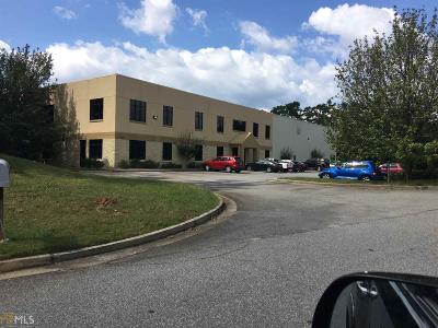 Cumming Commercial For Sale: 1420 Oak Industrial Ln