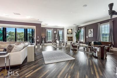 The Winston Condo/Townhouse For Sale: 3657 Peachtree Rd #6b