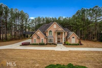 Fayetteville GA Single Family Home Under Contract: $380,000