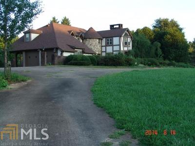 Elbert County, Franklin County, Hart County Single Family Home For Sale: 737 Rice Mill Rd