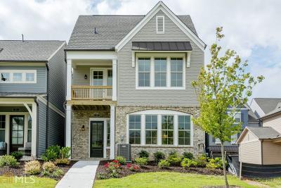 Smyrna Single Family Home For Sale: 316 Symphony Way