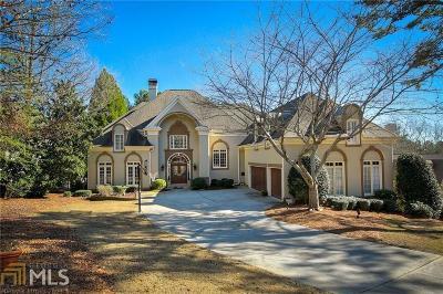 Johns Creek GA Single Family Home For Sale: $1,095,000