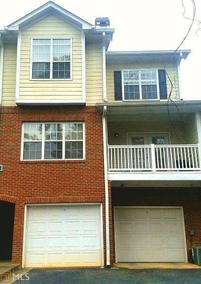 Smyrna Condo/Townhouse Under Contract: 907 SE Spring Heights Ln