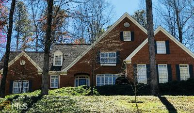 Johns Creek Single Family Home For Sale: 800 Dewfield Ct