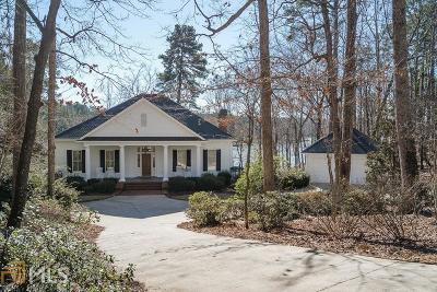 Greensboro Single Family Home For Sale: 1060 Bartrams Bluff