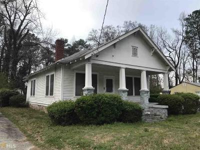Grove Park Single Family Home For Sale: 698 Francis Pl