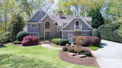 Johns Creek Single Family Home For Sale: 5365 Chelsen Wood Dr