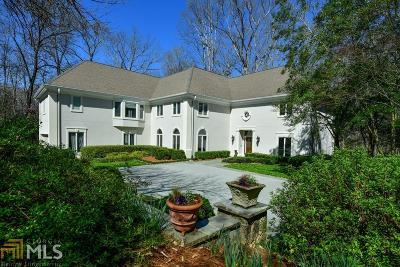 Fulton County Single Family Home Under Contract: 1271 Heards Ferry Rd