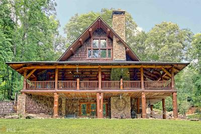 Rabun County Single Family Home For Sale: 7021 N Hwy 197