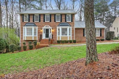 Alpharetta Single Family Home For Sale: 10565 Timberstone Rd