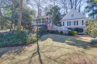 Ansley Park Single Family Home For Sale: 125 Beverly Rd
