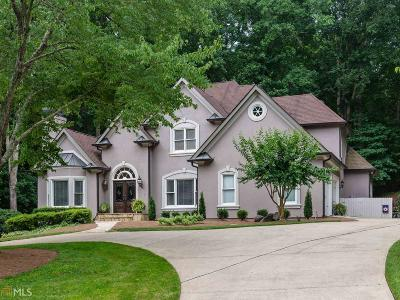 Roswell Single Family Home New: 12960 Bucksport Dr