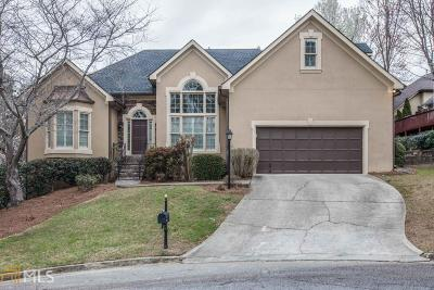 Dunwoody Single Family Home New: 4492 Village Springs Pl