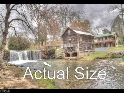 Cleveland Single Family Home For Sale: 55 Mill Creek Trl