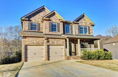 Braselton Single Family Home For Sale: 766 Sienna Valley Dr