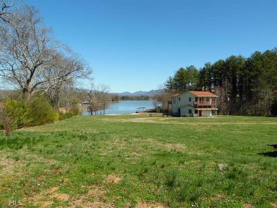 Hiawassee Single Family Home For Sale: 1151 Robertson Rd