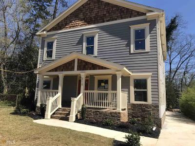 Atlanta Single Family Home New: 310 SE Ashburton Ave