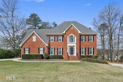 Lawrenceville Single Family Home For Sale: 2369 Walker Dr