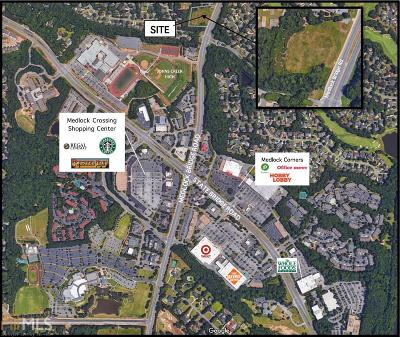 Johns Creek Commercial For Sale: Medlock Bridge Rd