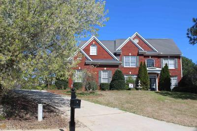 Fayetteville Single Family Home For Sale: 110 Driftwater Ct