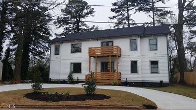 Decatur Single Family Home New: 1805 Ellington St