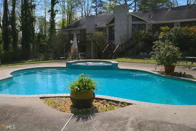 Fulton County Single Family Home For Sale: 610 Hardscrabble Rd