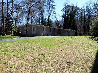 Mableton Single Family Home New: 530 Cool Creek Trl