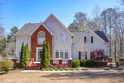 Douglasville Single Family Home New: 4455 Spring Hill Ct