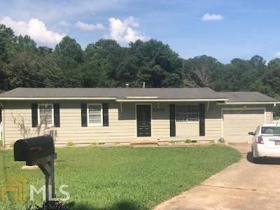 Peachtree City Single Family Home New: 1205 Williams Cir