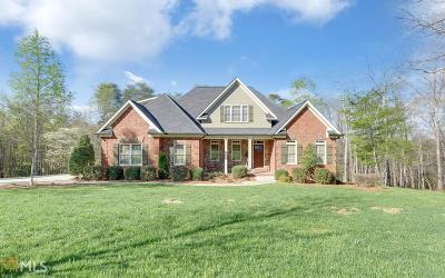 Habersham County Single Family Home New: 469 Beachwood Dr