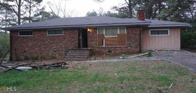 Ellenwood Single Family Home New: 4008 Cedar Grove