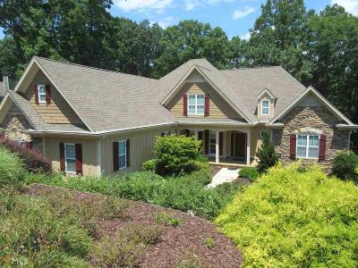 Dawsonville Single Family Home For Sale: 7250 Heron Ln