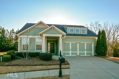 Gainesville Single Family Home For Sale: 3159 White Magnolia Chase
