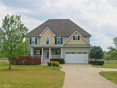 Locust Grove Single Family Home For Sale: 2126 Hampton Locust Grove Rd