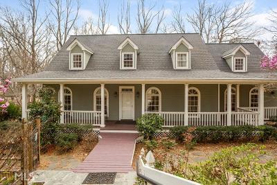 Berkeley Lake Single Family Home For Sale: 540 Lakeshore Dr