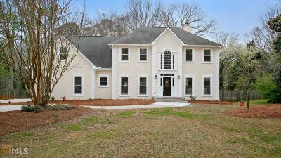 Fayetteville Single Family Home New: 105 Walden Dr