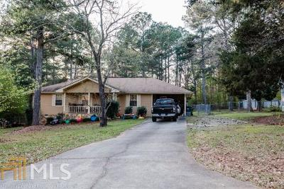 Monroe Single Family Home Under Contract