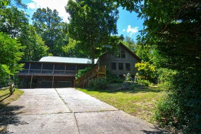 Rabun County Single Family Home For Sale: 169 Dancing Bear Trl