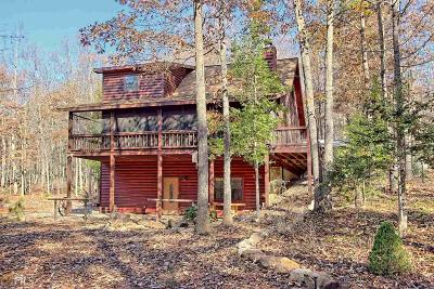 Blairsville Single Family Home For Sale: 10 Cherry Lea #R39/R40
