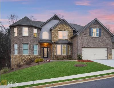 Buford Single Family Home For Sale: 3969 Two Bridge Dr #33